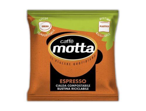 Caffè Motta: in arrivo la nuova gamma di cialde compostabili