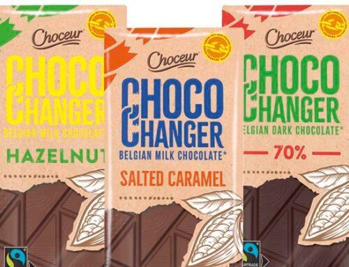 Aldi lancia sul mercato la tavoletta Choceur Choco Changer