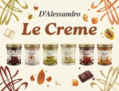 D'Alessandro Confetture lancia la nuova linea di creme spalmabili
