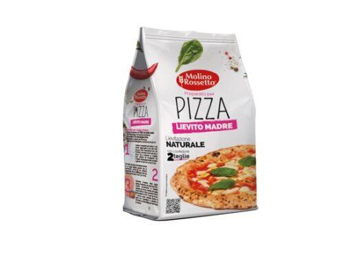 Molino Rossetto lancia due nuove referenze per pizza. E rinnova la linea dei preparati salati