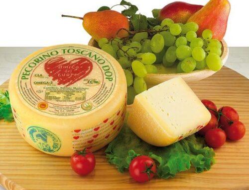 Il Caseificio Sociale Manciano presenta il Pecorino Toscano Dop Amico del Cuore per chi ha problemi di colesterolo