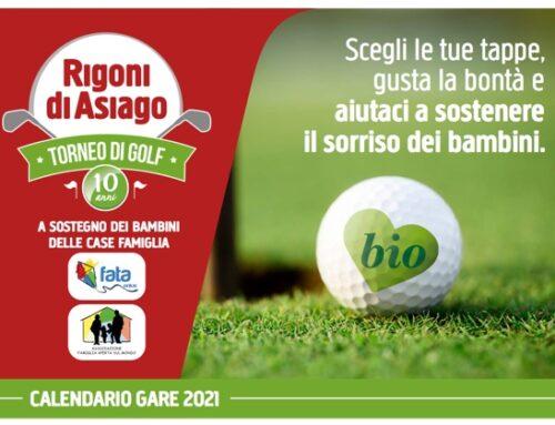 Rigoni di Asiago: al via la decima edizione del Torneo di Golf