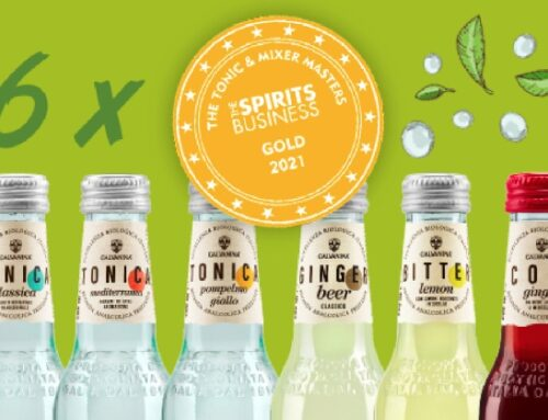 Galvanina vince sei medaglie al Business spirits tonic and mixer masters