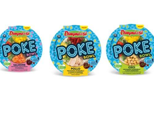 Dimmidisì presenta le Poke Bowl