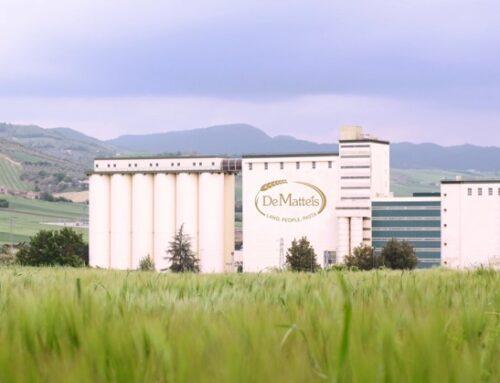 Pastificio De Matteis: rinnovato l'accordo con Grastim per una maggiore efficienza energetica
