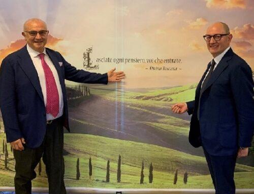 Antonio Auricchio è il nuovo presidente di Afidop