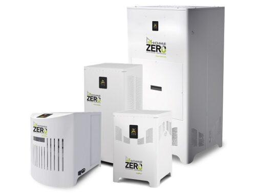 Home Zero presenta una nuova linea di sanificatori d'aria