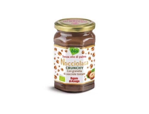 Rigoni di Asiago presenta la nuova Nocciolata Crunchy