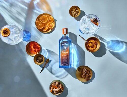 Gruppo Bacardi presenta la special edition Bombay Sapphire Sunset