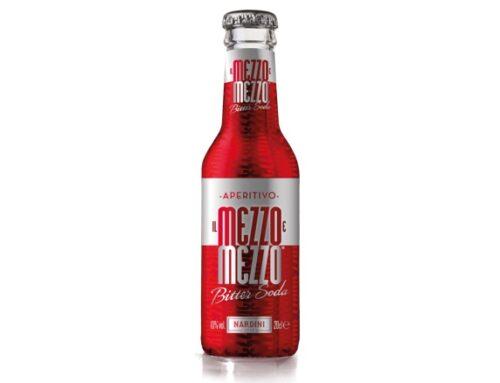 Distilleria Nardini lancia il ready-to-drink Mezzoemezzo Bitter Soda