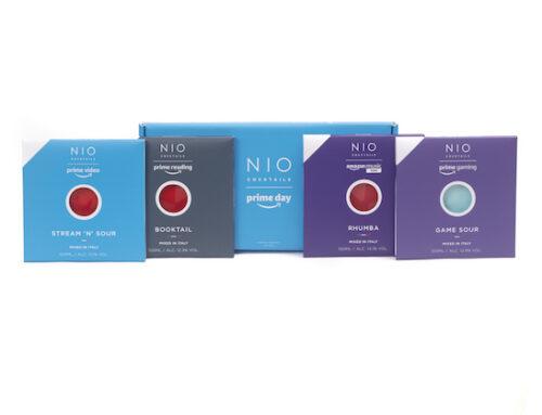 Nio Cocktails, una box in collaborazione con Amazon per celebrare il Prime Day