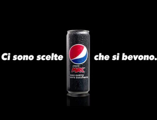 Pepsi Max, al via la campagna #SceglidiScegliere in collaborazione con i Måneskin