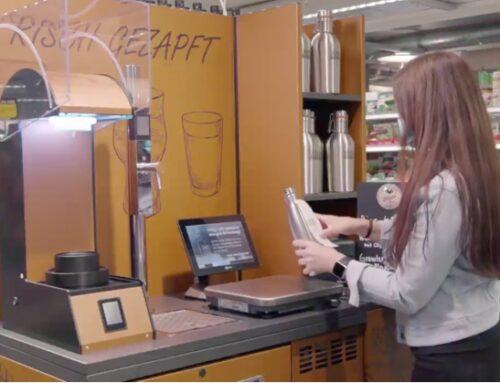 Coop Svizzera potenzia l'offerta di prodotti sfusi: da agosto anche distributori di acqua e birra