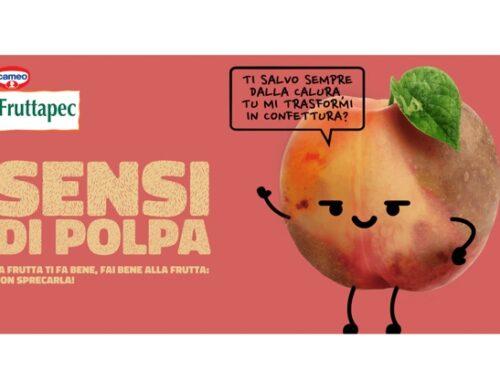 Cameo contro lo spreco alimentare. Al via il progetto 'Sensi di polpa'