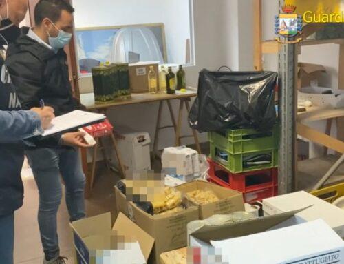 Operazione Clorofilla: maxi sequestro di olio di oliva contraffatto