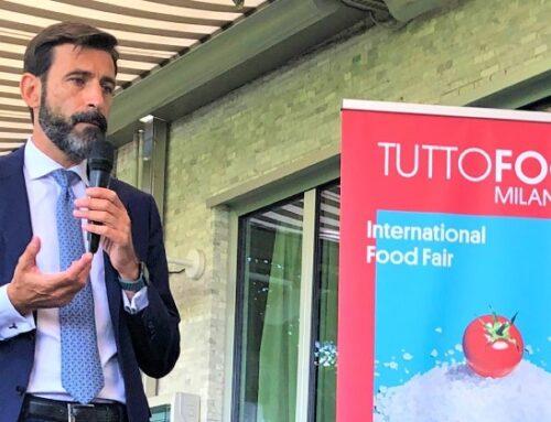 Milano: la presentazione di Tuttofood e Host (22-26 ottobre)