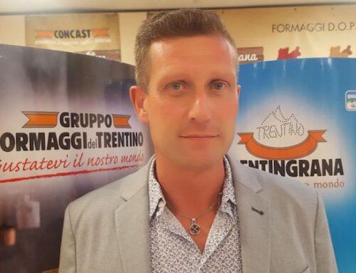 Stefano Albasini è il nuovo presidente di Trentingrana Concast