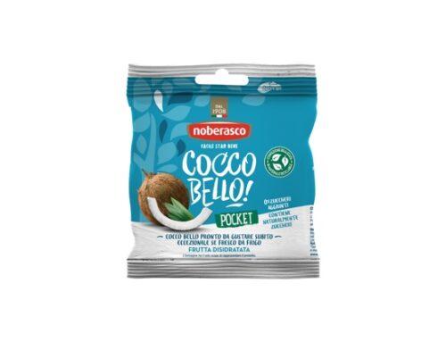 Noberasco presenta Coccobello, il cocco ready-to-eat