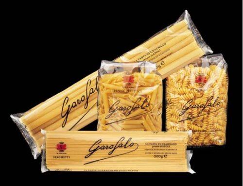 Pasta Garofalo: nel 2020 vendite in aumento in Francia e Spagna (+40%)