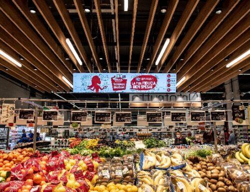 Roma-Fiumicino: l'ex ipermercato Auchan riapre con insegna Emisfero (Unicomm)