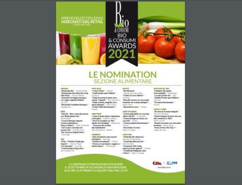 Sana: alle 17:00 i Bio Awards di Tespi Mediagroup