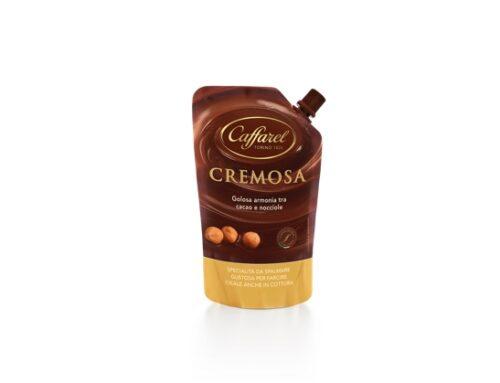 Cremosa by Caffarel si presenta nel formato da 300 g