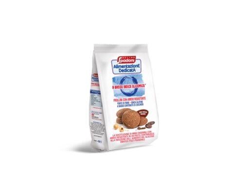 Molino Spadoni amplia la gamma 'Alimentazione dedicata': in arrivo i Frollini a basso indice glicemico