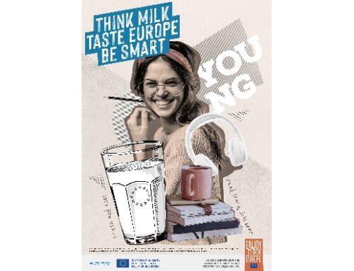 Debutta in Germania la campagna 'Think Milk, Taste Europe, Be Smart!'