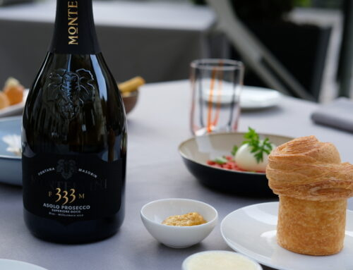 Montelvini e Daniel Canzian alla Milano Wine Week lanciano Prosecco for Breakfast