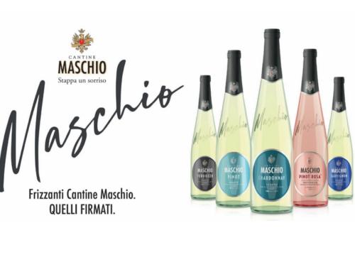 Nuovo, prezioso pack per la linea di frizzanti 'firmati' Cantine Maschio