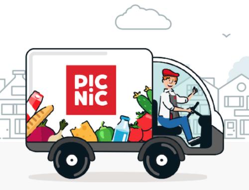 Bill Gates investe 600 milioni di euro nel supermercato online Picnic