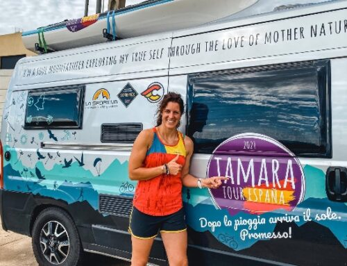 Fiorani: l'alpinista Tamara Lunger è la nuova brand ambassador