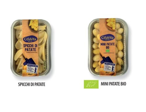 Romagnoli F.lli e McCain presentano le patate ready-to-eat firmate Cêlavíta