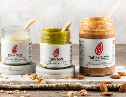 Frutta e Bacche: il debutto delle nuove creme spalmabili 100% frutta secca a Rimini Wellness