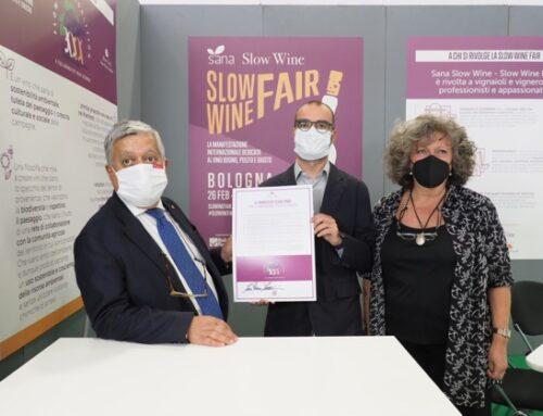 Federbio firma il Manifesto Slow Food per il vino buono, pulito e giusto