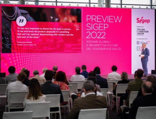 Sigep: presentata l'edizione 2022 della kermesse