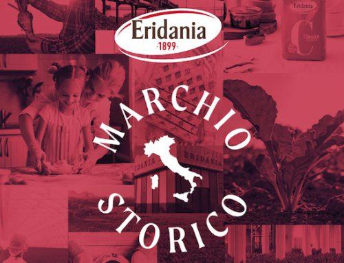 Eridania ottiene il riconoscimento di 'Marchio storico di interesse nazionale'