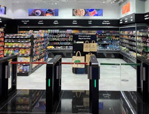 I banchi frigo Epta per il primo supermercato senza casse di Dubai