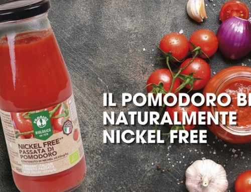 Probios lancia la Passata di pomodoro nickel free