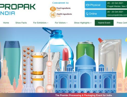 L'Italia a ProPak India con la collettiva promossa da Ucima e Ice