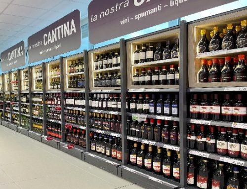 +13,2% di bottiglie vendute per il reparto vini di MD